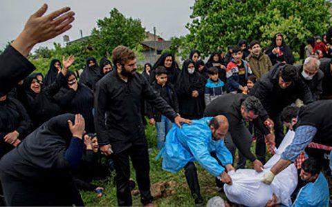 صیدون باغملک خوزستان بخشدار صیدون باغملک خوزستان: بهزودی آمار فاجعهبار کرونایی های یک مراسم عزا را رسانهای خواهیم کرد