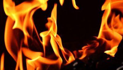 بر اثر آتش سوزی در بیمارستان 6 بیمار کشته شدند