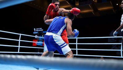 تاریخ رقابتهای بوکس قهرمانی آسیا مشخص شد