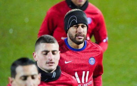 نیمار برای بازی با بارسلونا حفظ نیمار برای بازی با بارسلونا