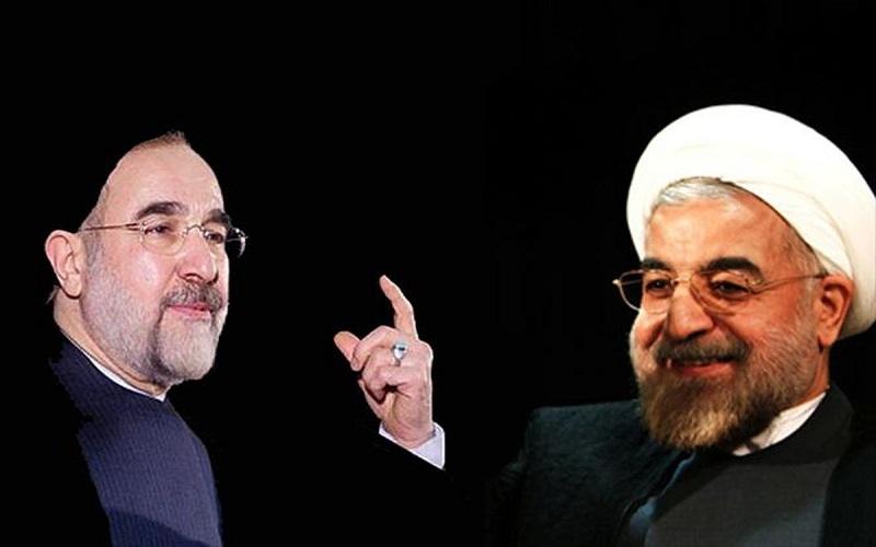 رئیس دولت اصلاحات با حسن روحانی دیدار کرد