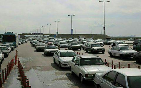 خروج خودروهای پلاک بومی از شهرهای قرمز و نارنجی ممنوع است