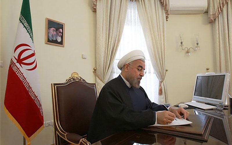 رئیس جمهور قانون بودجه ۱۴۰۰ را به سازمان برنامه و بودجه ابلاغ کرد