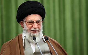 رهبر انقلاب: برخی تا میگویم دشمن، ناراحت میشوند