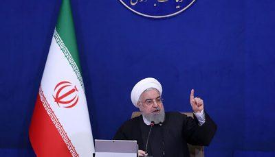 روحانی به آمریکایی ها: امروز و فردا نکنید، به قانون برگردید