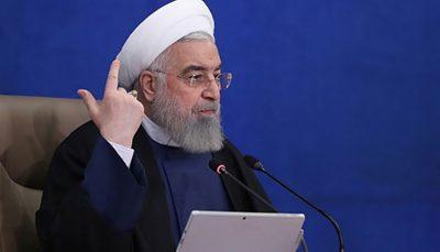 روحانی: عدم مشارکت حداکثری در انتخابات ضربه بزرگ به راه و روش ۱۲ فروردین ۵۸ است