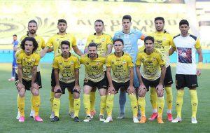 رونمایی از پیراهن جدید سپاهان / عکس