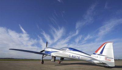 سریعترین هواپیمای برقی جهان ساخته شد /تصاویر