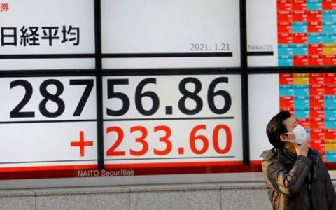 آسیا اقیانوسیه سقوط کردند سهام آسیا اقیانوسیه سقوط کردند