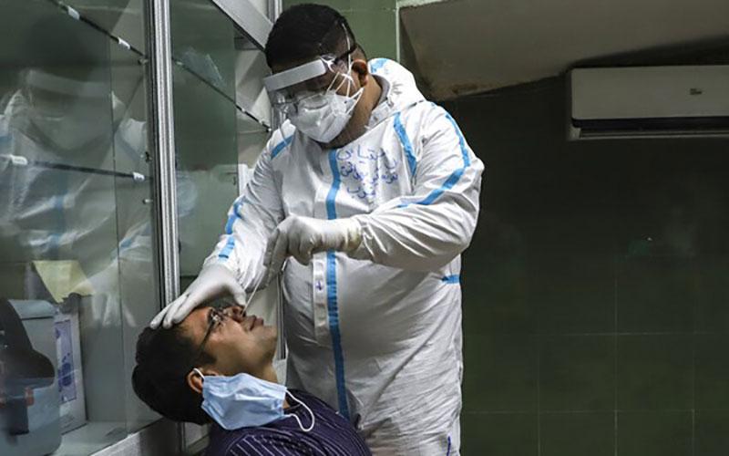 ۸۵۵۴ بیمار جدید کووید۱۹ در کشور