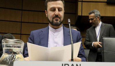 غریب آبادی: ضمیمه محرمانه تفاهم ایران و آژانس یک صفحه و نیم است