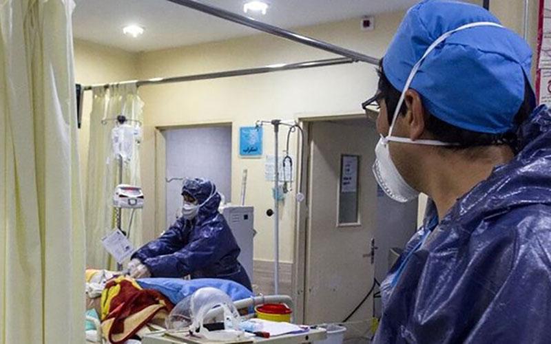 فوت ۹۱ بیمار کووید۱۹ در کشور