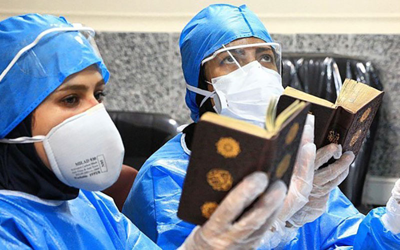 فوت ۹۶ بیمار کووید۱۹ در شبانه روز گذشته/ شناسایی ۱۰۳۳۰ بیمار جدید