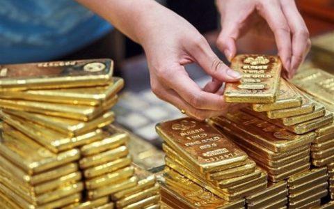 قیمت جهانی طلا امروز ۱۴۰۰/۰۱/۰۷