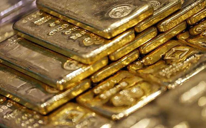 قیمت جهانی طلا نزدیک در پایینترین سطح ۹ ماهه باقی ماند