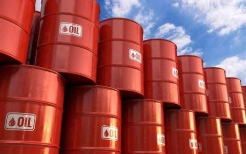 قیمت جهانی نفت امروز ۹۹/۱۲/۲۰