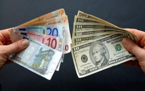 قیمت دلار ۲۶ اسفند ۱۳۹۹ به ۲۳ هزار و ۹۱۶ تومان رسید
