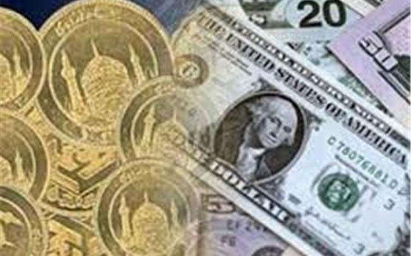 قیمت طلا، سکه، دلار و ارز امروز ۹۹/۱۲/۲۳