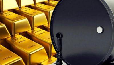 نفت و طلا در بازارهای جهانی 1