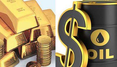 نفت و طلا در بازارهای جهانی 4