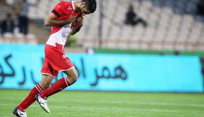 محمد انصاری رسما قراردادش را با پرسپولیس فسخ کرد