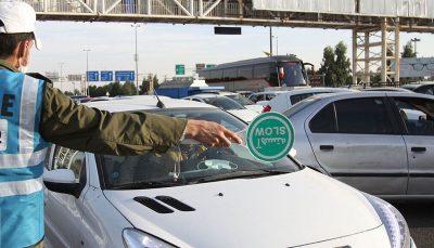 ممنوعیت تردد شبانه فقط مربوط به معابر شهری است