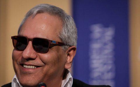 مهران مدیری بهترین بازیگر طنز تلویزیون شد