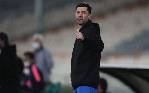 میلیچ در آستانه بازگشت به ایران