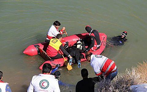 نجات برادر از داخل آب حادثه ساز شد / جستجو برای یافتن جسد قربانی