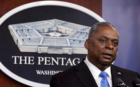 وزیر دفاع آمریکا: نیروهای آمریکا همین امشب آماده جنگ هستند