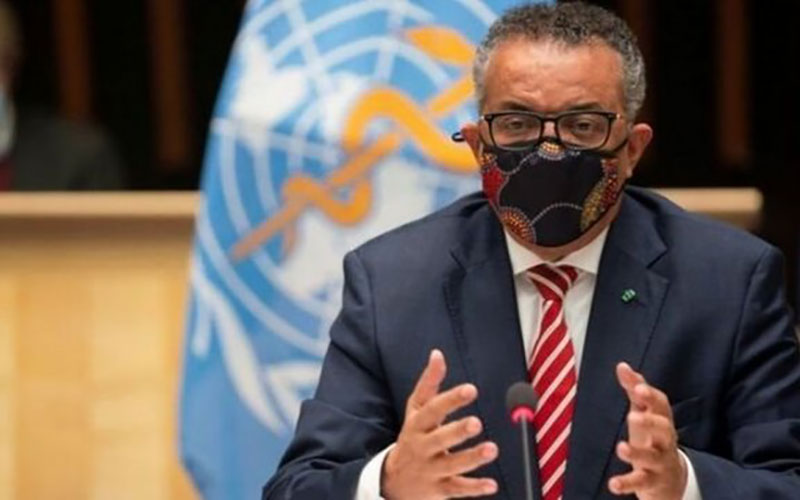 دبیرکل سازمان جهانی بهداشت درباره خیز دوباره کرونا هشدار دبیرکل سازمان جهانی بهداشت درباره خیز دوباره کرونا