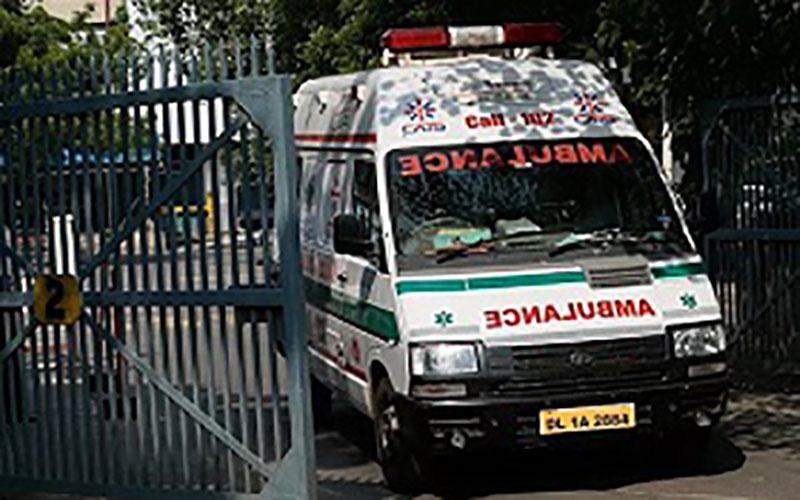 واژگونی ال 90 در خرم آباد