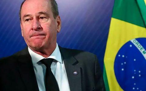 وزیر دفاع برزیل استعفا داد