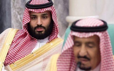 پادشاه عربستان هنگ کرد