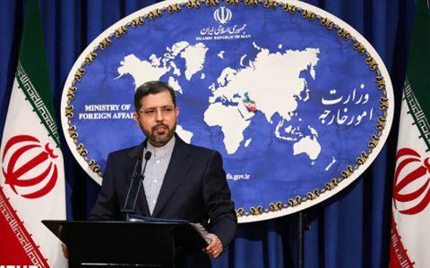 سعید خطیب زاده: پاسخ حمله به کشتی ایرانی را میدهیم/ آژانس اتمی فنی اظهار نظر کند
