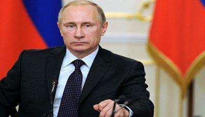 قاتل کسی است که دیگران را قاتل میخواند پوتین: قاتل کسی است که دیگران را قاتل میخواند