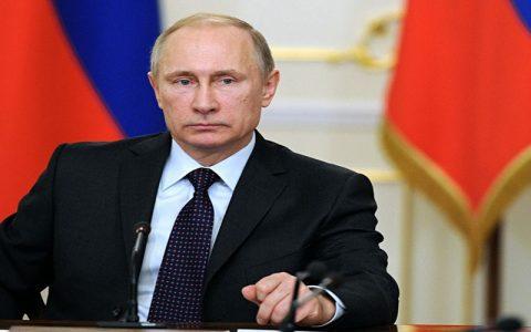 پوتین: قاتل کسی است که دیگران را قاتل میخواند