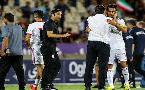 پیام دراگان اسکوچیچ به ۲ کاپیتان تیم ملی فوتبال ایران