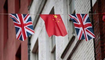 ۱۳ فرد و نهاد انگلیس را تحریم کرد چین ۱۳ فرد و نهاد انگلیس را تحریم کرد