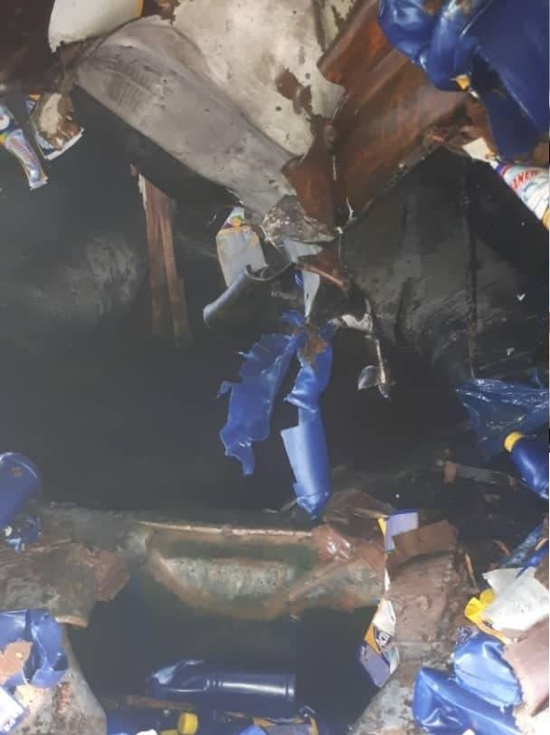 اقدام خرابکارانه علیه کشتی تجاری ایران در دریای مدیترانه