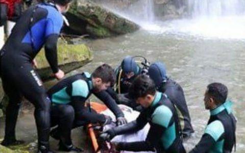 کشف جسد جوان گردشگر تهرانی در هفت آبشار بابل