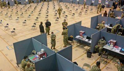 نظامیان آمریکایی از تزریق واکسن کرونا امتناع میکنند یکسوم نظامیان آمریکایی از تزریق واکسن کرونا امتناع میکنند