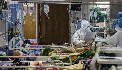 ۴۳۹ نفر بر اثر ابتلا به سندرم حاد تنفسی در آذربایجانغربی بستری هستند