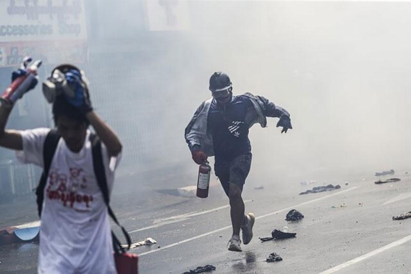 این عکس ها مهمترین اخبار جهان را روایت می کنند