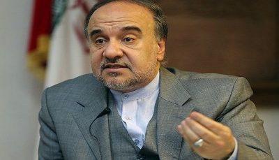 انتقاد وزیر ورزش از نایب رییس ایرانی AFC