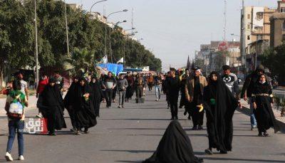 خنثی سازی حمله به زائران امام کاظم (ع) در بغداد