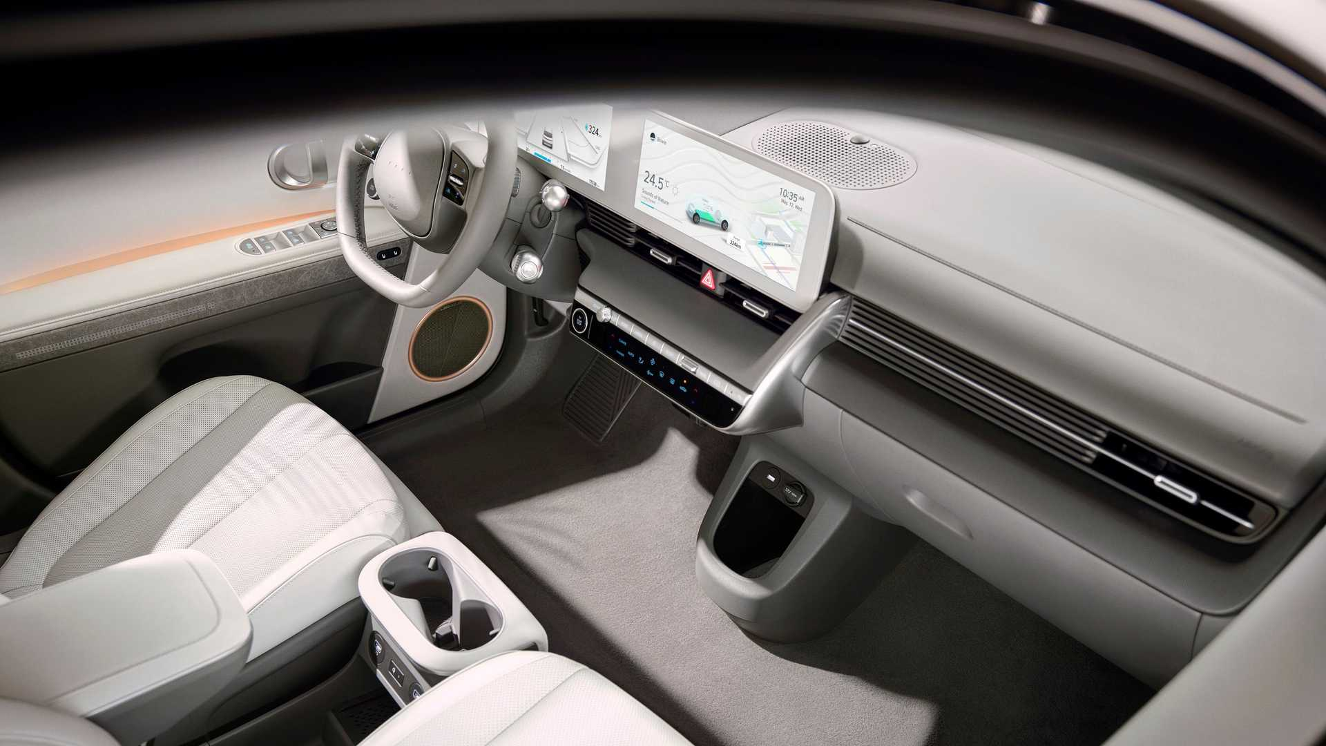 """""""آیونیک 5""""خودروی مهم هیوندای وارد بازار خواهد شد/ عکس"""