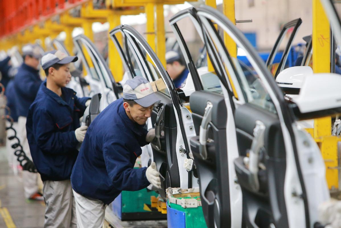 10 خودروساز برتر چین در سال 2020 / عکس