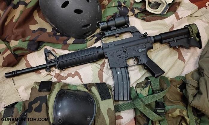 1191042 699 از تجهیزات نیروهای ویژه ارتش آمریکا که اکنون در اختیار سربازان عادی قرار دارد!/عکس