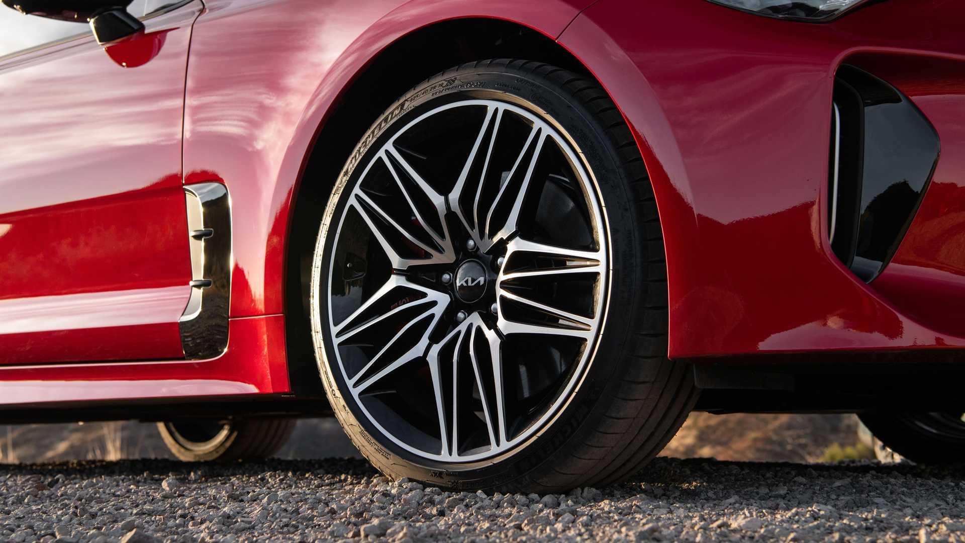سریع ترین خودروی کیا موتورز با مدل 2022 و نسخه ویژه اسکورپیون برای بازار آمریکا / عکس